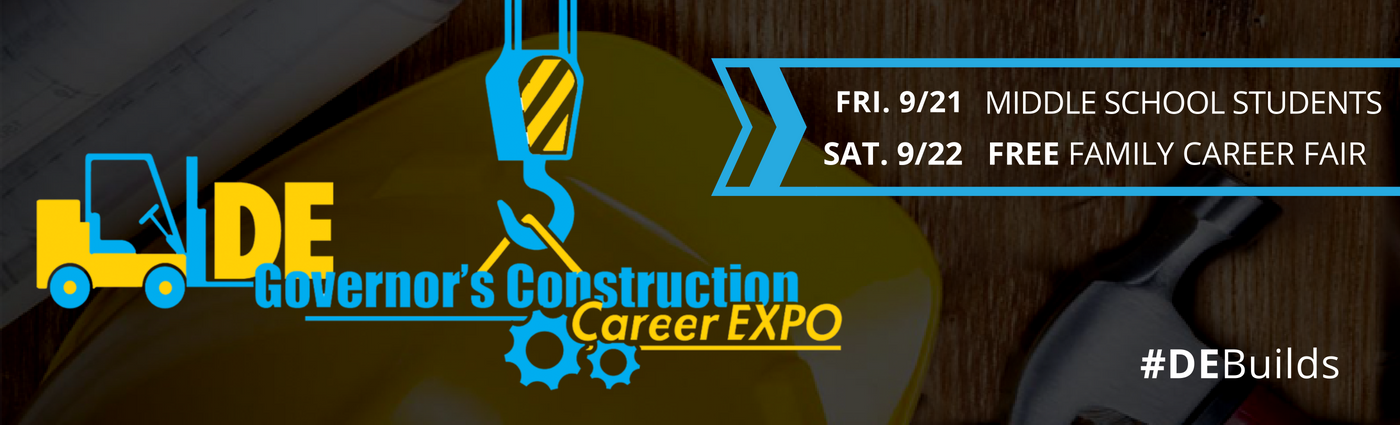 Governor Carney Construction Expo