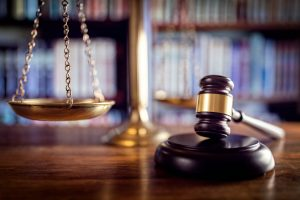 Picture of gavel and scales of justice