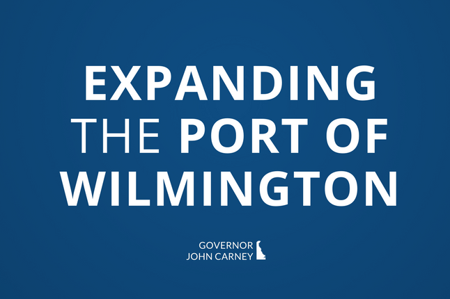 Efforts to Expand Port Move Forward