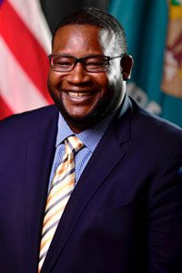 Secretary Cerron Cade - Department of Labor headshot
