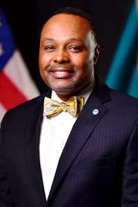 Chief Information Officer James Collins - Department of Technology and Information headshot