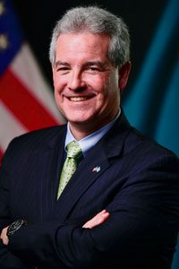 Secretary Shawn Garvin - Department of Natural Resources and Environmental Control headshot