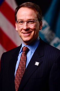 Secretary Rick Geisenberger - Department of Finance headshot