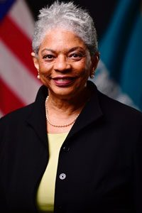 Secretary Sandy Johnson - Department of Human Resources