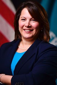 Secretary Josette Manning - Department of Services for Children, Youth and Their Families headshot