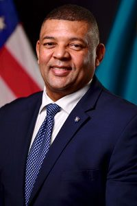 Commissioner Perry Phelps - Department of Correction headshot