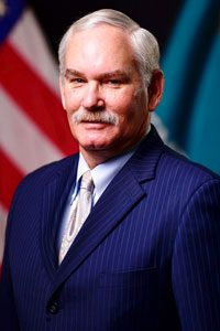 Secretary Michael Scuse - Department of Agriculture headshot