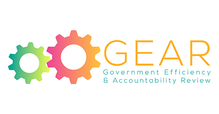 Image of the GEAR logo