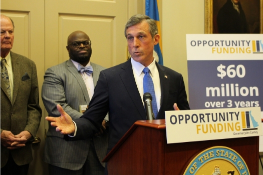 $60 Million Opportunity Funding Initiative for Disadvantaged Students
