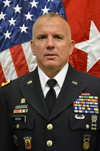 Gen. Michael Berry