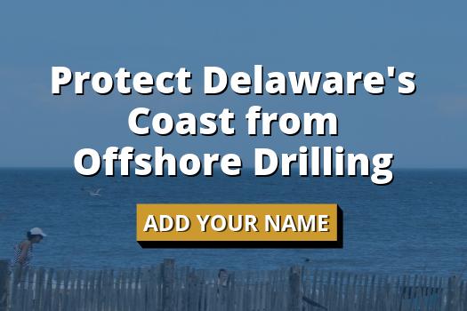 Delaware Opposes Offshore Drilling