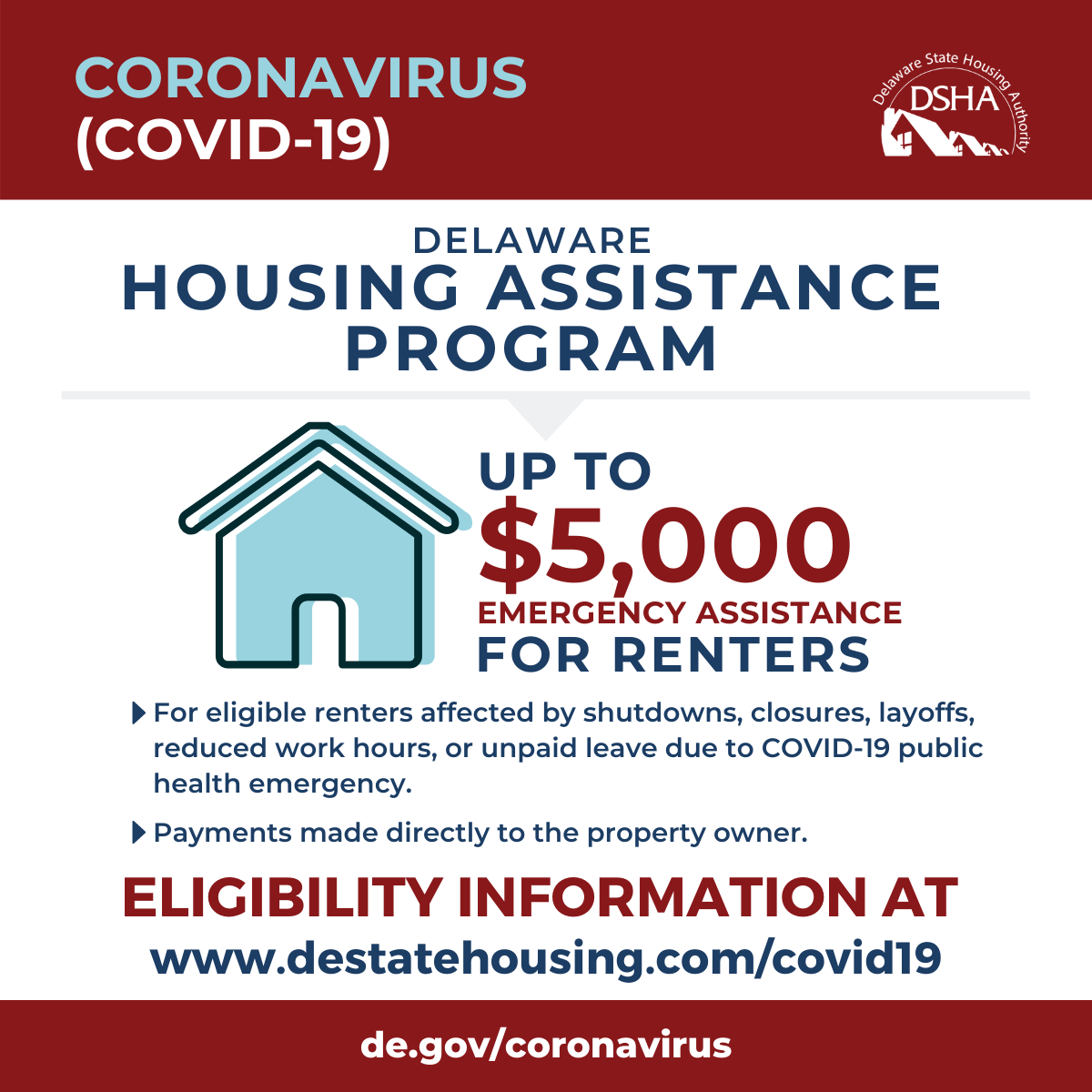 Delaware Housing Assistance Program